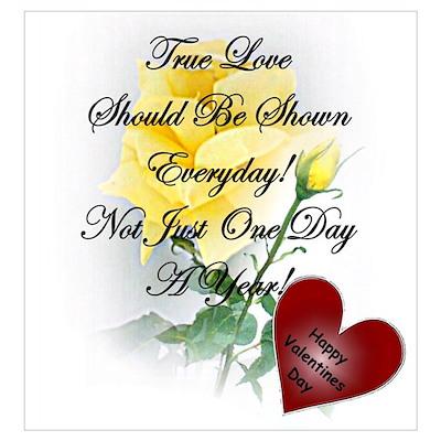 Valentine Day! Poster