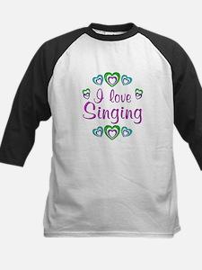 I Love Singing Tee