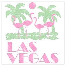 Vintage Las Vegas Poster