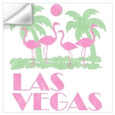 Vintage Las Vegas Wall Decal