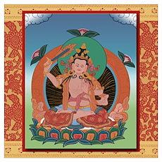 Buddha Tangka Poster