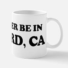 Rather be in Oxnard Mug