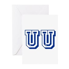 UU Greeting Cards (Pk of 10)