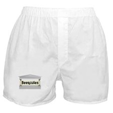 All Hail Beercules! Boxer Shorts