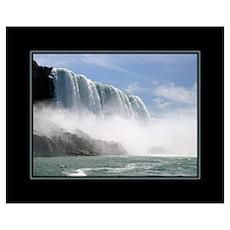 Horseshoe Falls 16x20 Poster