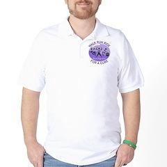 Hodgkins Lymphoma Walk Run T-Shirt