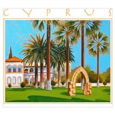 Cyprus, The Shakespeare Poster