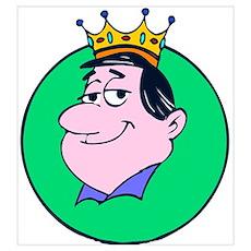 King Dad Poster
