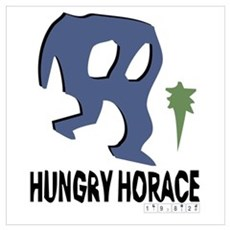 Hungry Horace Poster