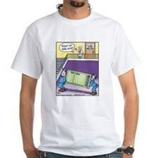 Refrigerator delivery to Chiro Shirt