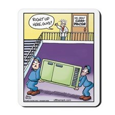 Refrigerator delivery to Chiro Mousepad