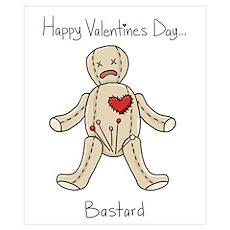 Happy Valentine's Day...Basta Poster