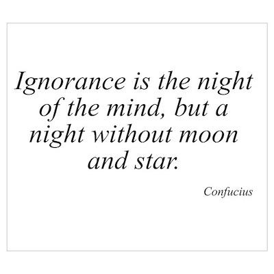 Confucius quote 7 Poster