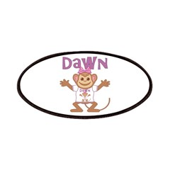 Little Monkey Dawn Patches