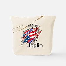 Rebuilding Joplin Tote Bag