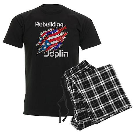 Rebuilding Joplin Men's Dark Pajamas