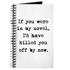 Killed You Off Journal