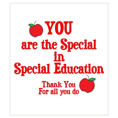 Special Education Posters | Special Education Prints & Poster Designs