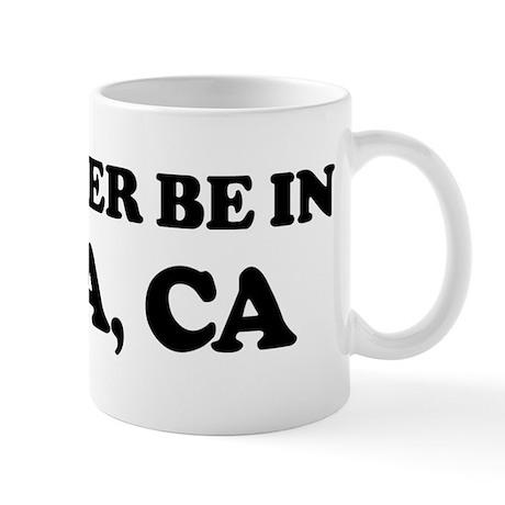 Rather be in Napa Mug