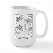 Jellyfish Chiropractors Mug