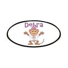 Little Monkey Debra Patches