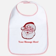 Add Your Own Message To Santa Bib