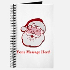 Add Your Own Message To Santa Journal