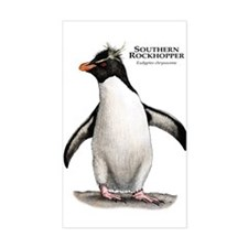 Southern Rockhopper Penguin Decal