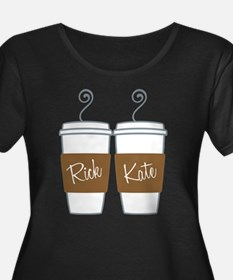 Castle Morning Coffee T