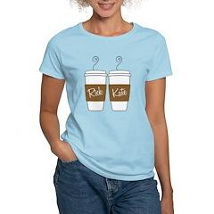 Castle Morning Coffee T-Shirt