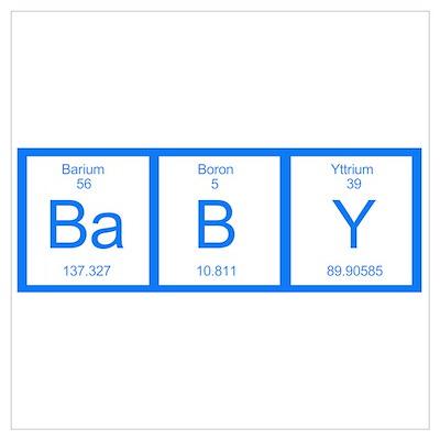 BaBY Chemist Poster