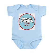 Woof! Infant Creeper