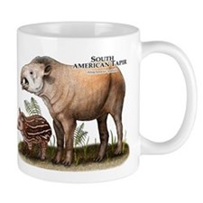 South American Tapir Small Mug