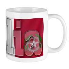Silky Flag of Italia Mug