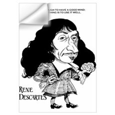 Descartes Wall Decal