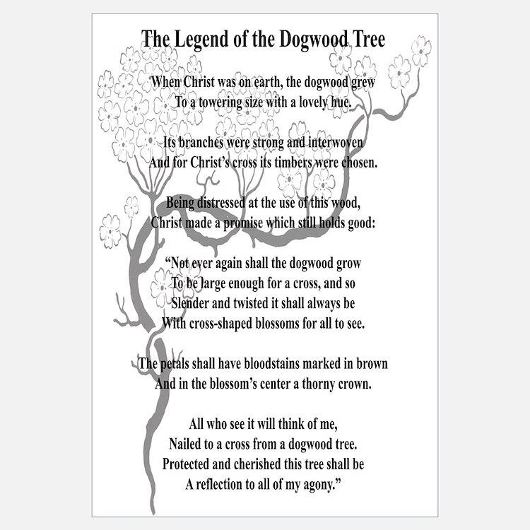 """Dogwood Tree Legend"""