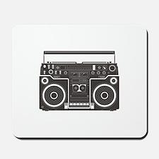 Boombox Mousepad