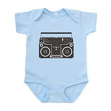 Boombox Infant Bodysuit