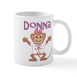 Little Monkey Donna Mug