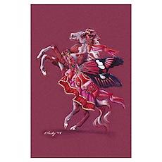 Roses & Rubies Poster