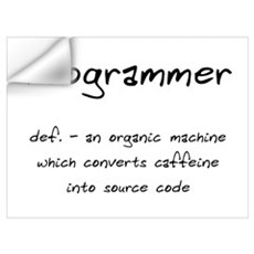 Programmer Wall Decal
