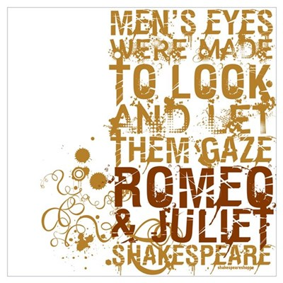 Romeo & Juliet Canvas Art