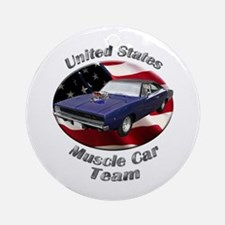 Dodge Charger R/T Ornament (Round)
