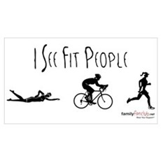 I see fit people Poster