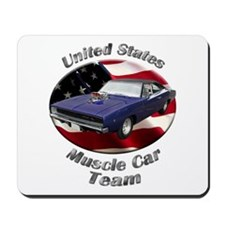 Dodge Charger R/T Mousepad
