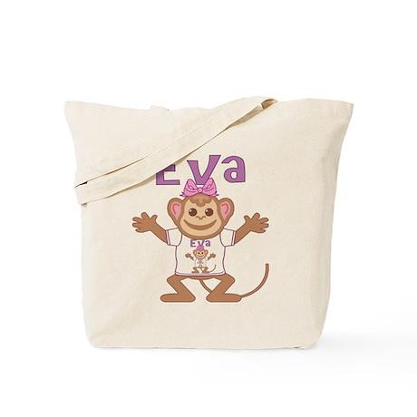 Little Monkey Eva Tote Bag