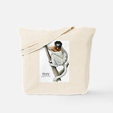 Sifaka Lemur Tote Bag