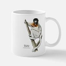 Sifaka Lemur Mug