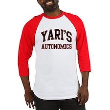 Yari's Autonomics Baseball Jersey