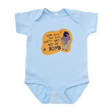 Cute Superhero robin Infant Bodysuit